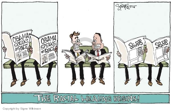 Signe Wilkinson  Signe Wilkinson's Editorial Cartoons 2008-03-21 primary