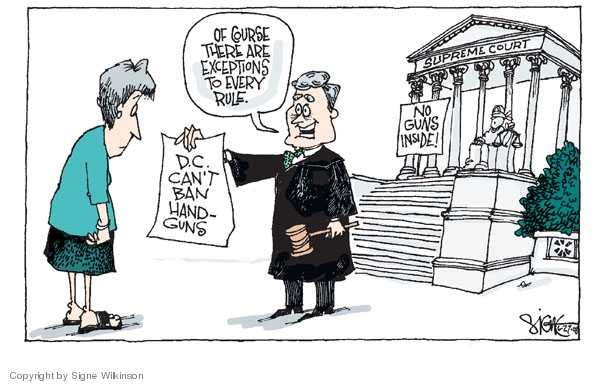 Signe Wilkinson  Signe Wilkinson's Editorial Cartoons 2008-06-27 every