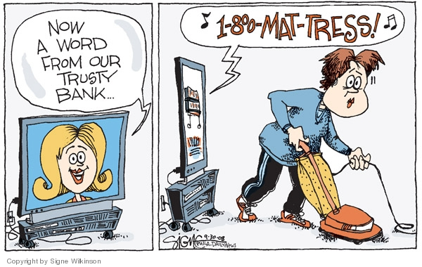 Signe Wilkinson  Signe Wilkinson's Editorial Cartoons 2008-09-30 failure