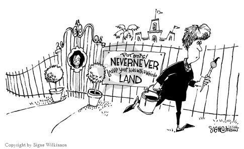 Signe Wilkinson  Signe Wilkinson's Editorial Cartoons 2003-11-21 land