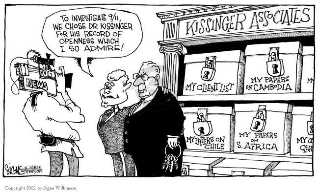 Signe Wilkinson  Signe Wilkinson's Editorial Cartoons 2002-12-06 failure