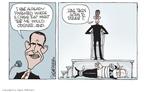 Cartoonist Signe Wilkinson  Signe Wilkinson's Editorial Cartoons 2008-10-23 2008