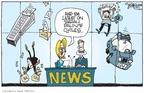 Cartoonist Signe Wilkinson  Signe Wilkinson's Editorial Cartoons 2008-11-14 401k