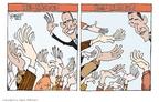 Cartoonist Signe Wilkinson  Signe Wilkinson's Editorial Cartoons 2008-12-02 2008