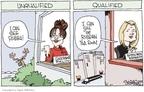Cartoonist Signe Wilkinson  Signe Wilkinson's Editorial Cartoons 2008-12-22 2008
