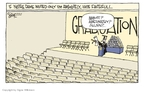 Cartoonist Signe Wilkinson  Signe Wilkinson's Editorial Cartoons 2009-04-04 first