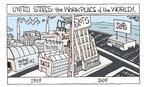 Signe Wilkinson  Signe Wilkinson's Editorial Cartoons 2009-04-24 2009