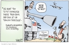 Cartoonist Signe Wilkinson  Signe Wilkinson's Editorial Cartoons 2009-07-08 Vietnam War