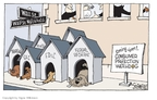 Cartoonist Signe Wilkinson  Signe Wilkinson's Editorial Cartoons 2009-09-16 protection