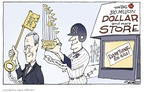 Cartoonist Signe Wilkinson  Signe Wilkinson's Editorial Cartoons 2009-11-06 baseball