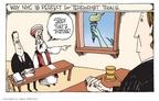 Signe Wilkinson  Signe Wilkinson's Editorial Cartoons 2009-11-18 2001