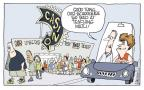 Cartoonist Signe Wilkinson  Signe Wilkinson's Editorial Cartoons 2010-07-20 education
