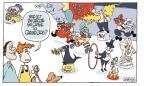 Signe Wilkinson  Signe Wilkinson's Editorial Cartoons 2010-08-21 2001