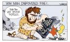 Cartoonist Signe Wilkinson  Signe Wilkinson's Editorial Cartoons 2010-09-13 first