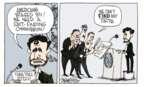 Signe Wilkinson  Signe Wilkinson's Editorial Cartoons 2010-09-27 2001