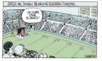 Cartoonist Signe Wilkinson  Signe Wilkinson's Editorial Cartoons 2011-02-18 education