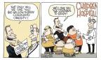 Cartoonist Signe Wilkinson  Signe Wilkinson's Editorial Cartoons 2011-03-18 soda
