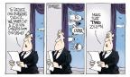 Signe Wilkinson  Signe Wilkinson's Editorial Cartoons 2011-03-23 $2.00