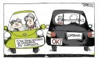 Cartoonist Signe Wilkinson  Signe Wilkinson's Editorial Cartoons 2011-04-02 education