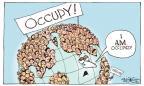 Signe Wilkinson  Signe Wilkinson's Editorial Cartoons 2011-11-02 population growth