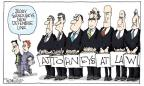 Cartoonist Signe Wilkinson  Signe Wilkinson's Editorial Cartoons 2011-12-15 football coach