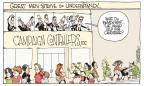 Cartoonist Signe Wilkinson  Signe Wilkinson's Editorial Cartoons 2012-04-18 women candidates