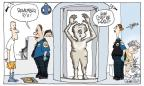 Cartoonist Signe Wilkinson  Signe Wilkinson's Editorial Cartoons 2012-09-11 9-11-01