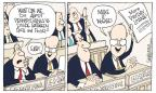 Cartoonist Signe Wilkinson  Signe Wilkinson's Editorial Cartoons 2012-09-24 divide