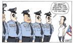 Cartoonist Signe Wilkinson  Signe Wilkinson's Editorial Cartoons 2012-10-03 catch