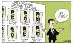 Cartoonist Signe Wilkinson  Signe Wilkinson's Editorial Cartoons 2012-10-10 2012 election