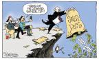 Cartoonist Signe Wilkinson  Signe Wilkinson's Editorial Cartoons 2012-11-10 super