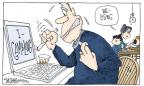 Signe Wilkinson  Signe Wilkinson's Editorial Cartoons 2013-03-03 personal finance