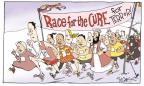Cartoonist Signe Wilkinson  Signe Wilkinson's Editorial Cartoons 2013-04-17 sport