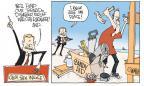 Cartoonist Signe Wilkinson  Signe Wilkinson's Editorial Cartoons 2013-05-23 James