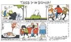 Cartoonist Signe Wilkinson  Signe Wilkinson's Editorial Cartoons 2013-05-28 000
