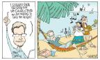 Cartoonist Signe Wilkinson  Signe Wilkinson's Editorial Cartoons 2013-06-25 record