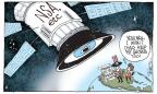 Cartoonist Signe Wilkinson  Signe Wilkinson's Editorial Cartoons 2013-08-01 record