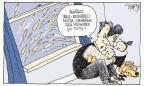 Cartoonist Signe Wilkinson  Signe Wilkinson's Editorial Cartoons 2013-09-23 bullet