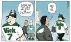Cartoonist Signe Wilkinson  Signe Wilkinson's Editorial Cartoons 2013-10-15 football coach