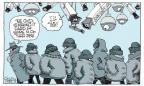 Cartoonist Signe Wilkinson  Signe Wilkinson's Editorial Cartoons 2014-01-10 make