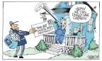 Cartoonist Signe Wilkinson  Signe Wilkinson's Editorial Cartoons 2014-03-02 degree