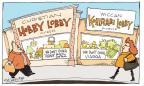Cartoonist Signe Wilkinson  Signe Wilkinson's Editorial Cartoons 2014-03-28 Viagra
