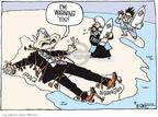Cartoonist Signe Wilkinson  Signe Wilkinson's Editorial Cartoons 2005-05-17 North Korea