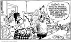 Cartoonist Signe Wilkinson  Signe Wilkinson's Editorial Cartoons 2002-09-20 401k