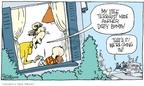 Cartoonist Signe Wilkinson  Signe Wilkinson's Editorial Cartoons 2005-12-20 another
