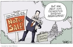 Cartoonist Signe Wilkinson  Signe Wilkinson's Editorial Cartoons 2006-03-31 congressional scandal
