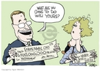 Cartoonist Signe Wilkinson  Signe Wilkinson's Editorial Cartoons 2006-05-02 100