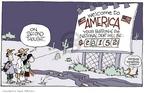 Signe Wilkinson  Signe Wilkinson's Editorial Cartoons 2006-05-16 $28