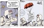 Cartoonist Signe Wilkinson  Signe Wilkinson's Editorial Cartoons 2006-06-07 2006