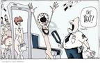 Cartoonist Signe Wilkinson  Signe Wilkinson's Editorial Cartoons 2006-08-14 his